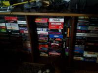 I have 128 vhs movies that I need gone. They are 50