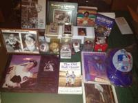 selling sports memoribilia collection...package