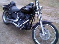 2007 Harley Davidson softail Night Train. Under 15,000