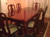 Moving and this furniture MUST GO!Haverty's Dining Room