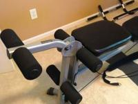 ! Moving sale! Make an offer !!!!  Bowflex Blaze home