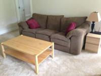 MOVING SALE! Numerous pieces of furnishings for sale.