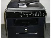 One Dell MFP 1600n All-In-One Laser Printer. In GREAT