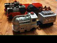 Moving and need to sell Fisher-Price GeoTrax Train Set.