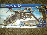 Selling my boy's Halo Mega Blocks. Good condition