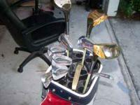 CALL  ANYTIME MOVING TODAY!!! MUST SELL!!! GOLF CLUBS