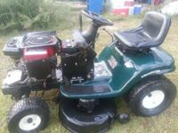 "Will make a deal for both!!!!!! Craftsman 42"" 18HP"