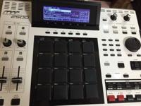 Mpc 2500 Limited edition 001/500 fully loaded maxx