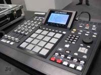 I am putting up for sale my MPC 5000. I purchased my