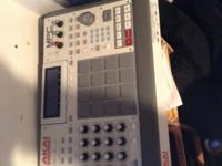 MPC Ren in excellent conditionI only used it a few