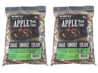 Add a delicious, apple wood smoked flavor to your