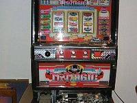 Purchased this beautiful Mr. Magic Slot Machine back in