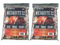 Add a delicious, mesquite smoked flavor to your grilled