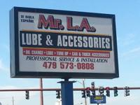 Mr LA Lube has been serving the fort smith area for 8