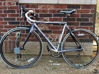 Great Women's Specific Design (WSD) MS150 bike for a