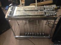 MSA d12 pedal steel guitar. These are very hard to find