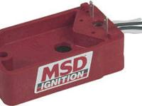 $49.00!! New in box MSD # 8917 Ignition Dual Adapter.