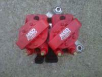 i have 2 pretty much brand new aftermarket MSD ignition