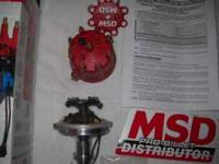 msd pro dist 9 months old and even used on week end car