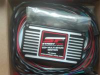 Ive got a brand new msd street fire.ignition setup.for
