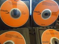 ATTENTION : I HAVE OVER 200 MSDN DISC MICROSOFT AS (