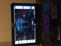 Hello, I have a MSI GT60 2PC Dominator gaming laptop