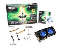MSI N580GTX Lightning Xtreme Edition GeForce GTX 580