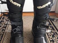 MSR VX1 Motocross ATV Riding Boots SIZE 7 $80 THESE