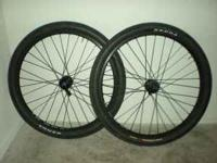"Selling 26"" WTB DualDuty XC Disc Brake wheelset. They"