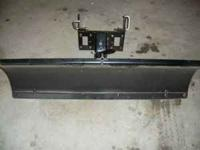"Model # 190-833C-OEM MTD 46"" Snow Blade Very good"