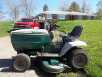 MTD Yard machine 18.5 HP 46 Inch deck - mower is