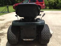 Selling a 2002 MTD Yard Machine Lawn mower. 17 hp