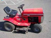MTD riding lawn mower, 11hp, 37 inch cut, 7 speeds,
