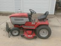 MTD Yard Tractor. * 14 speed * rear single point hitch