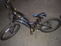MTX Kids Mountain Bike Kids have out grown Call Rhonda