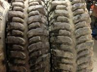 Tires for sale !  In warren Ohio 44484   Qty 2