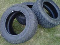 Toyo M/T Open Country mud tire, size is-- 35x12.50R20LT