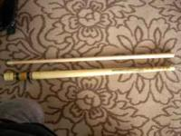 Meucci #2 Hall Of Fame Pool Cue Forearm: Stained