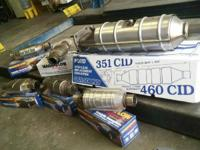 We Complete Exhaust System Muffler-Catalytic-Converter