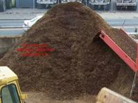 ECO MULCH..... ECONOMICAL GROUND COVER, DOUBLE GROUND