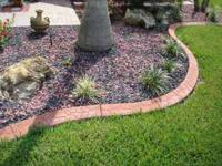 COLORED SHELL MUCLH Mulch in any Color you desire,