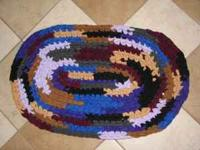 Ever wanted to try your hand at crocheting a rug? I