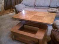 I got these in 2001 the coffee table and end tables all
