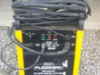 120 VOLTS 25 AMPS, MULTI PLAZMARC, GOOD CONDITION,