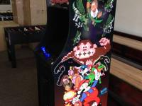Multicade Arcade Games - These units have all the