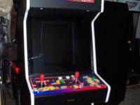 i have a real nice Multicade arcade game has a nice 21