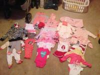 I have multiple baby girl items for sale. Most of the