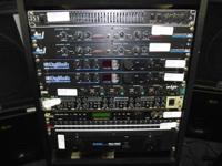I have for sale these studio/live rack mount effects.