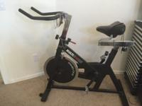 Multisports Endurocycle Spin Bike Great deal on this