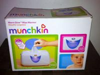 ***New***still in box, Munchkin Warm Glow-Wipe warmer.